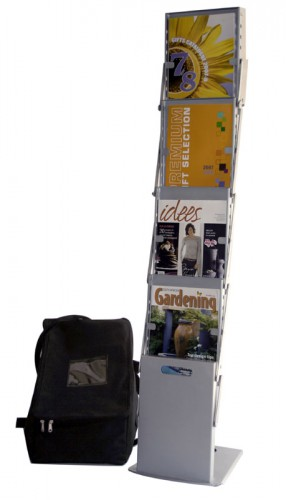 LINE UP BROCHURE STAND